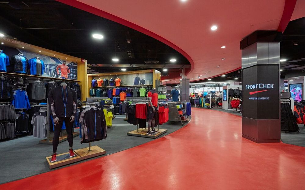 Sport Chek Maps Out Flagship Expansion