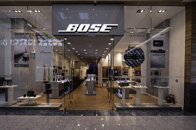 Bose Storefront