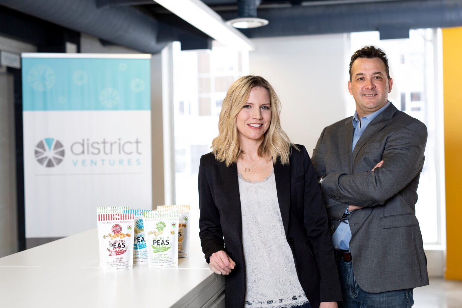 Empire Partners with District Ventures to Help Early-Stage ...