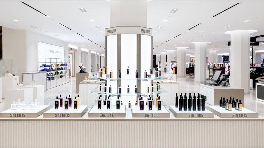 THE CONCOURSE LEVEL BEAUTY HALL
