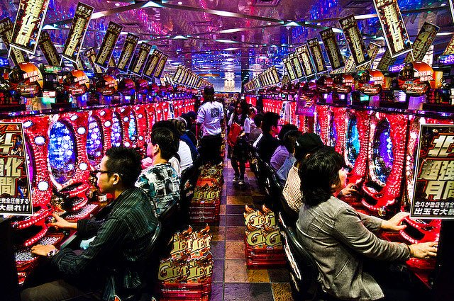 A Look inside the Japanese Gambling Industry