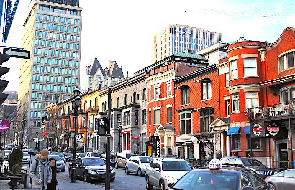 Crescent Street in Montreal - Photo by Betakit