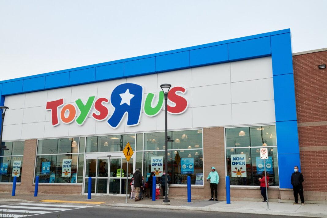 Photo: Toys R Us