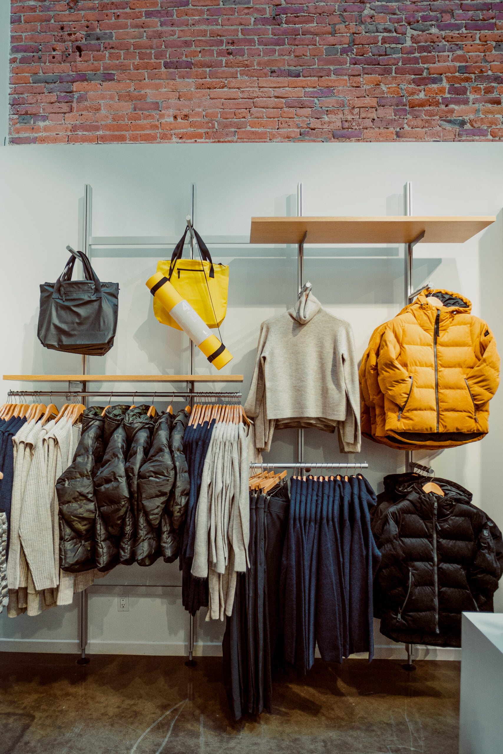 New Lolë concept store in Montreal