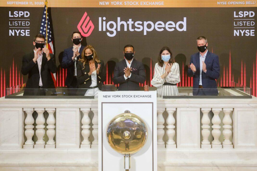 LIGHTSPEED NYSE, SEPTEMBER 11, 2020.