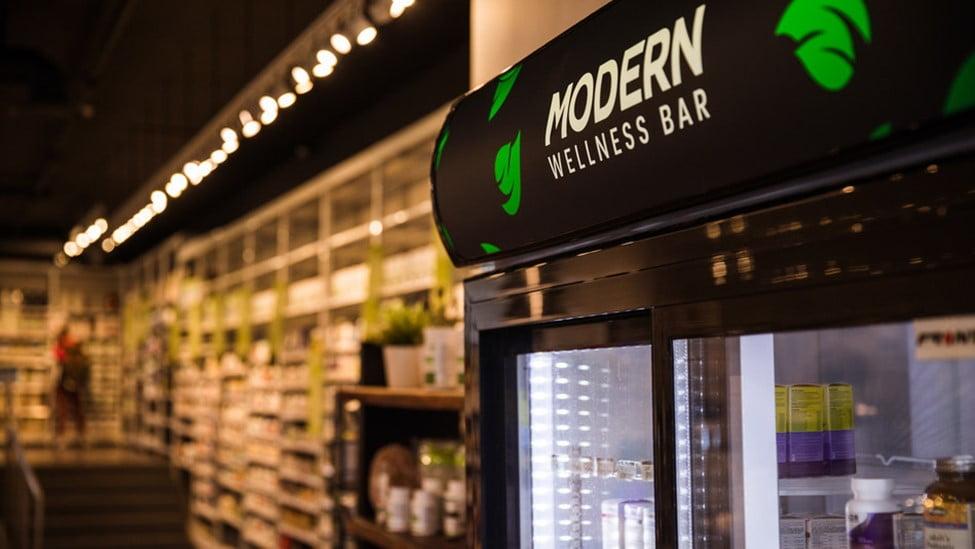 Photo: Modern Wellness Bar