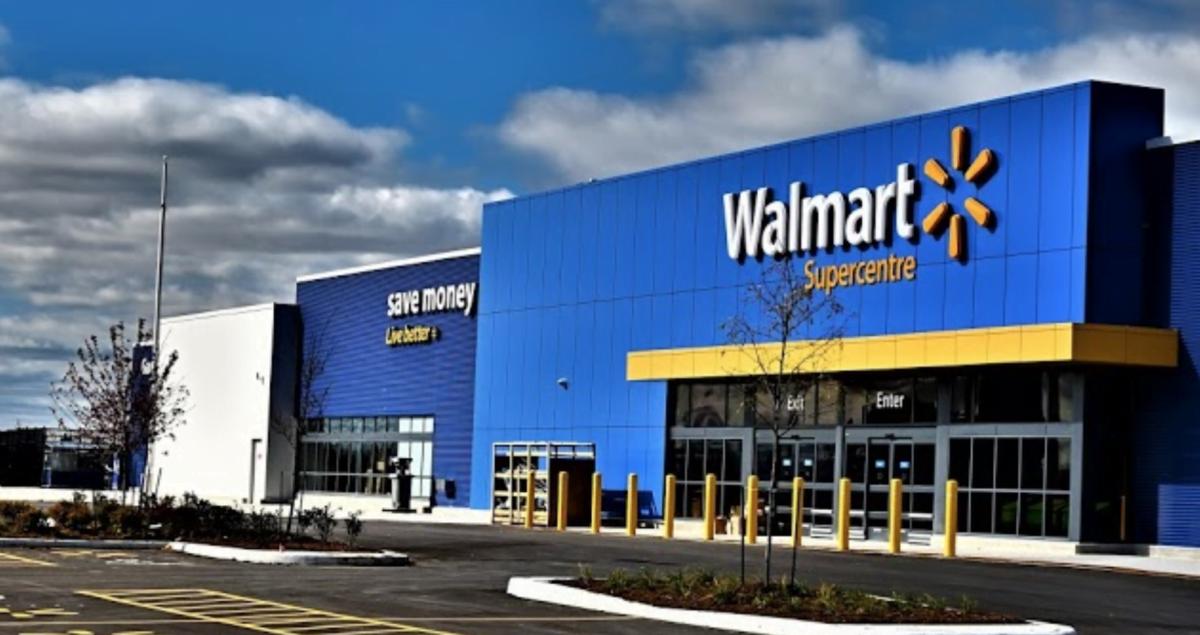 Vaughan Metropolitan Centre Walmart Supercentre. Photo: Google