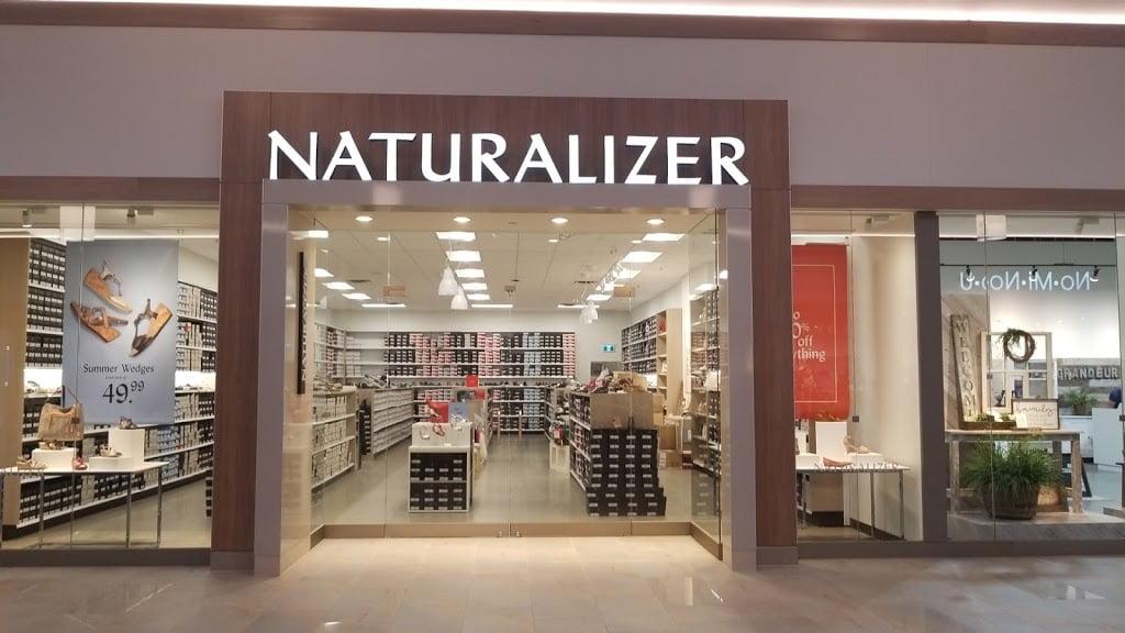 Naturalizer store in Nisku, Alberta. Photo: Canada247