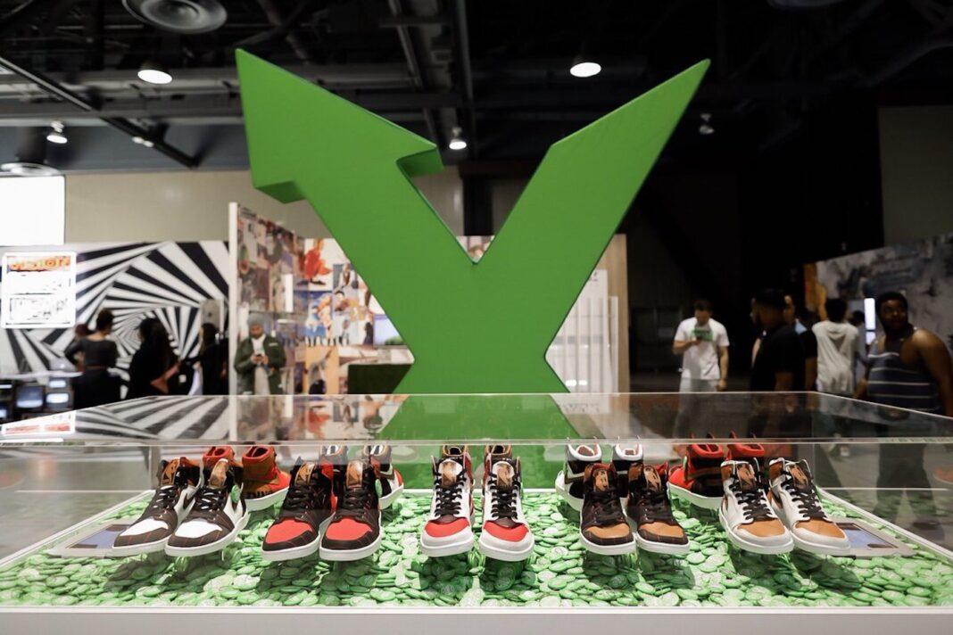 StockX store interior. Photo: StockX