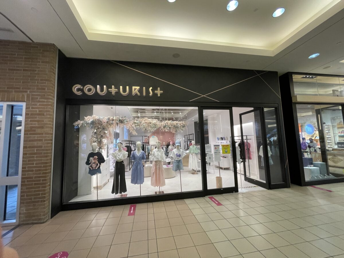 Couturist at Metrotown (July 2021)
