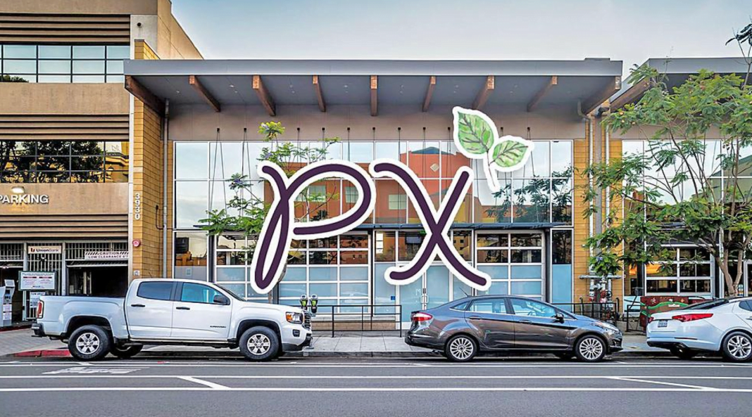 Exterior of PlantX Flagship in San Diego. Photo: PlantX