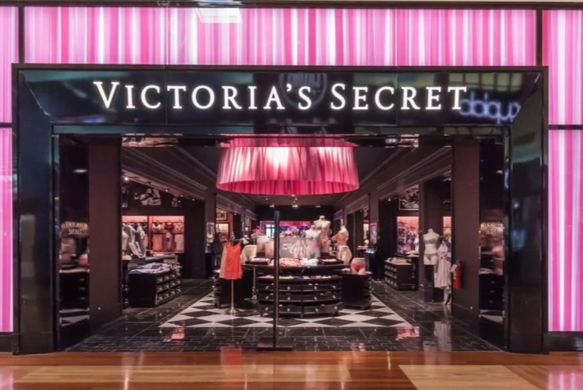 Victoria's Secret at Yorkdale Shopping Centre. Photo: Victoria's Secret