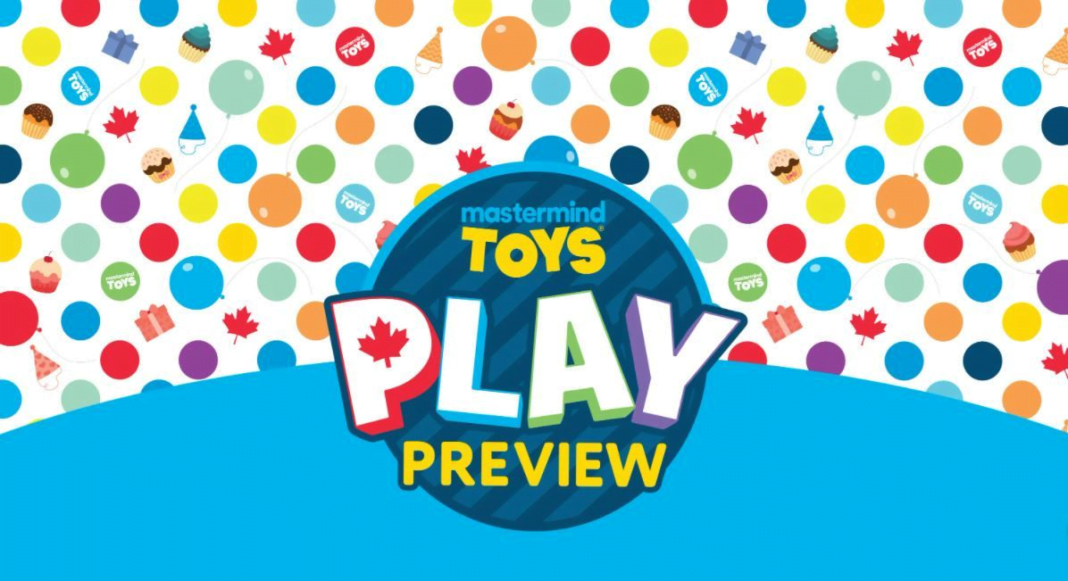 Mastermind Toys Play Preview logo