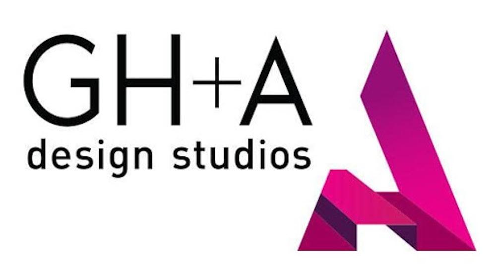GH+A Design Studios logo
