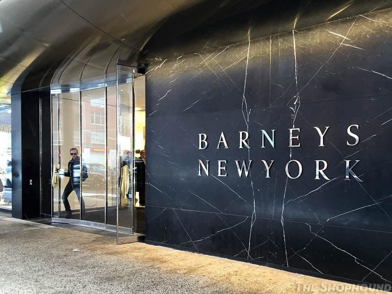 Photo: Barneys New York