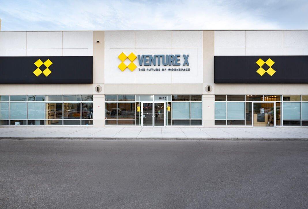 Exterior of Venture X-Heartland. Photo: Venture X