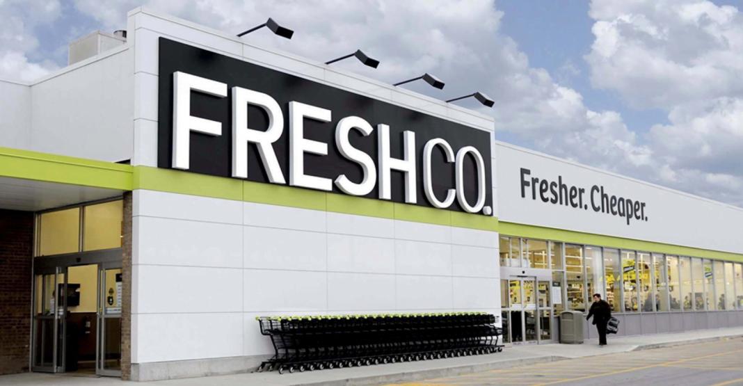 Exterior of FreshCo grocery store. Photo: Supermarket News