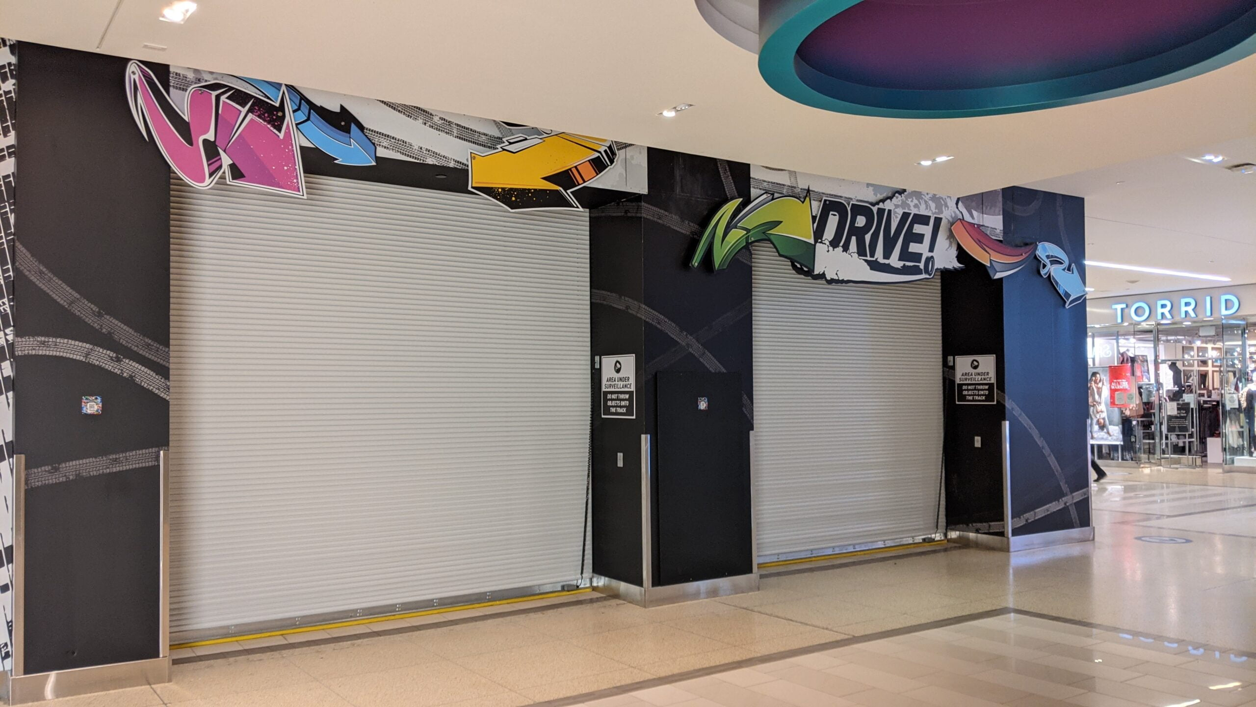 Drive! at West Edmonton Mall