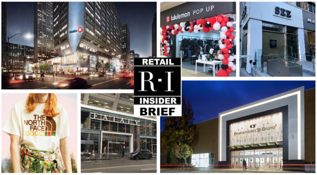 Retail Insider Brief collage