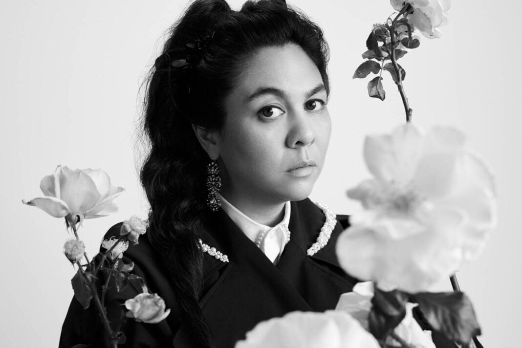 Simone Rocha for H&M collaboration. Photo: H&M