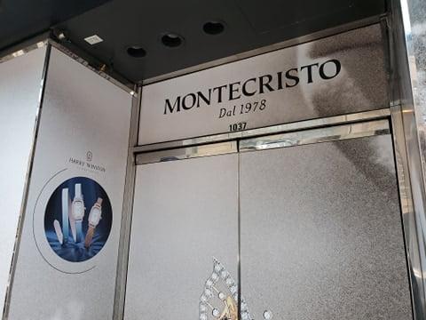 Exterior of soon-to-open Montecristo Jewellers in Vancouver. Photo: Gaurav Mehra