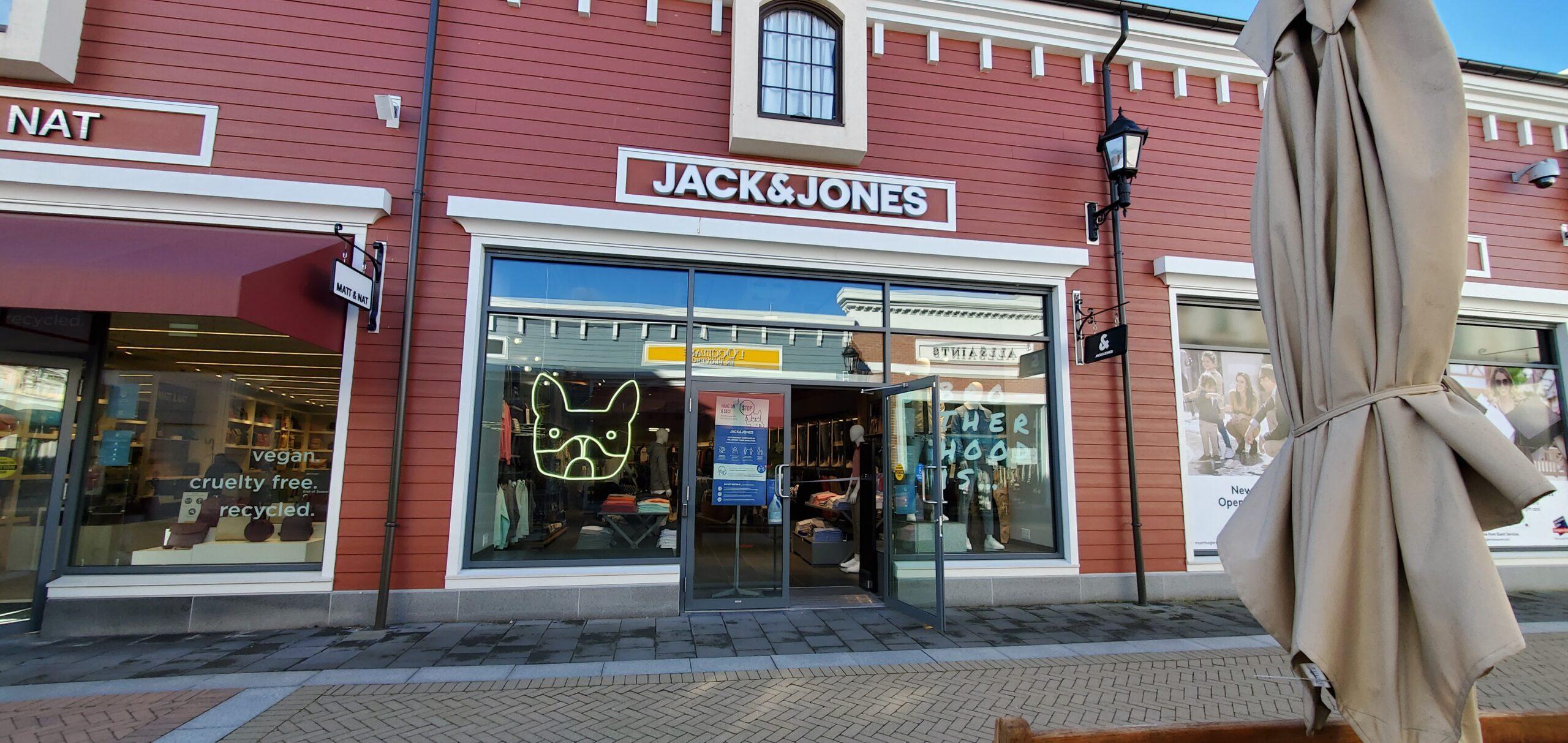 Jack & Jones at McArthur Glen