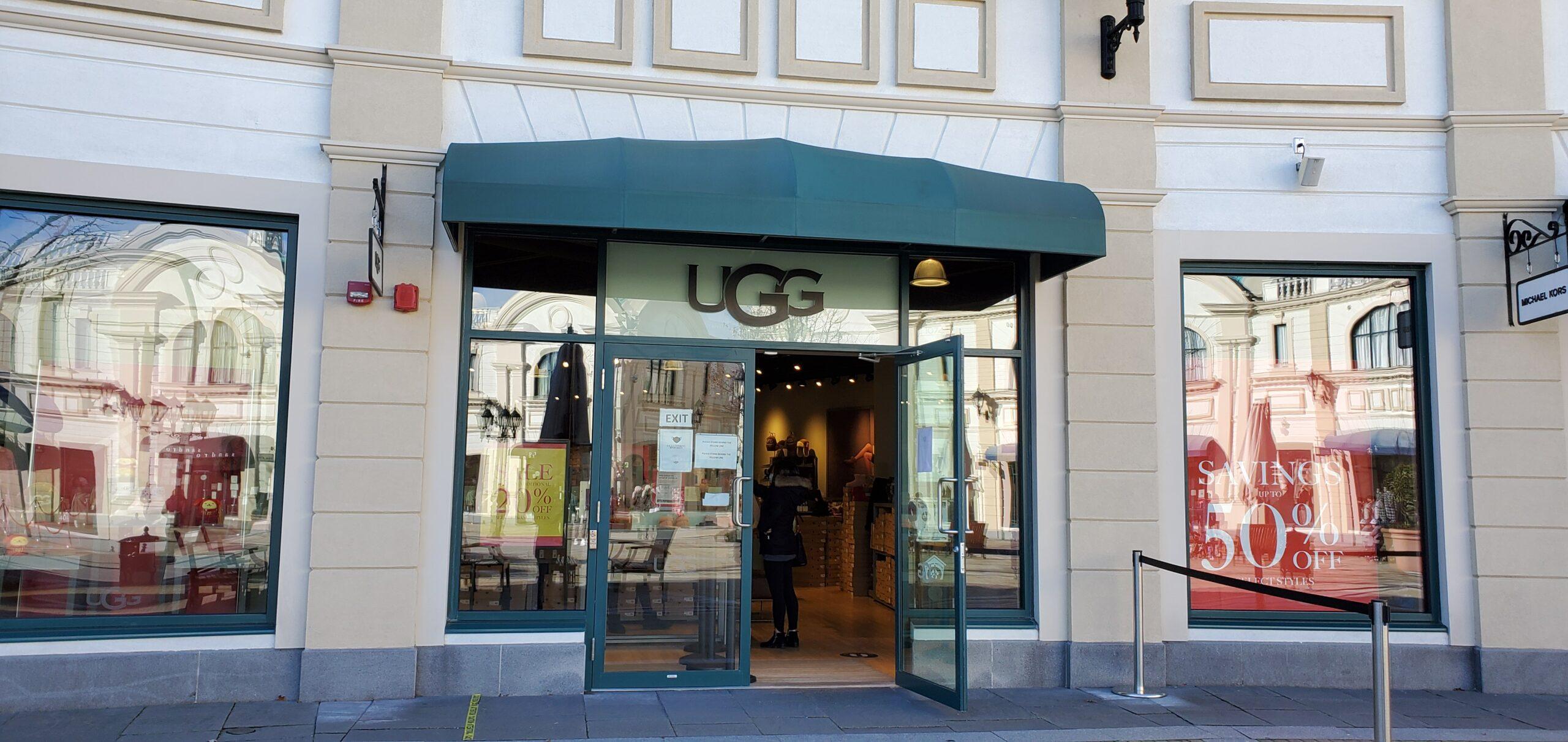 UGG at McArthur Glen Vancouver