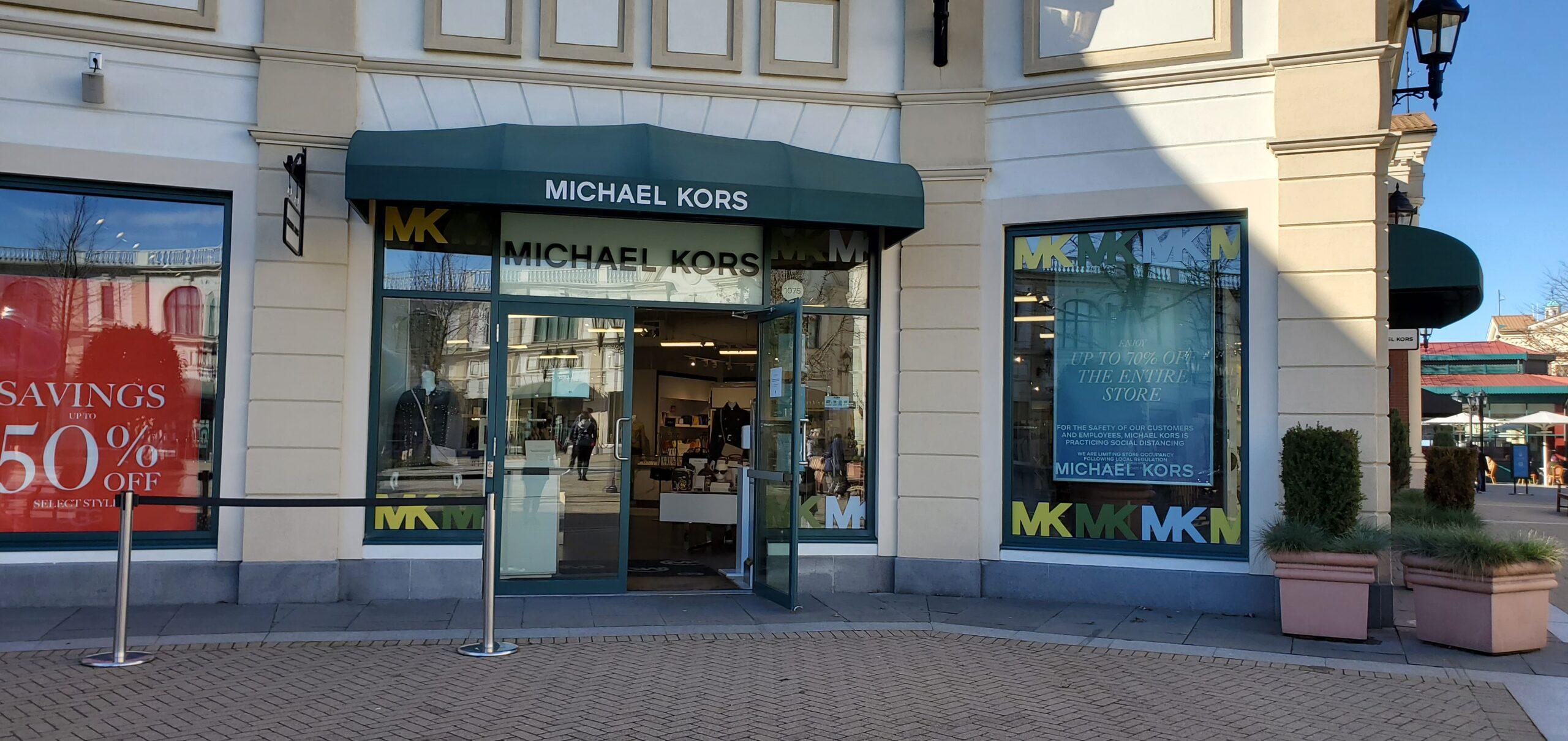 Michael Kors at McArthur Glen Vancouver