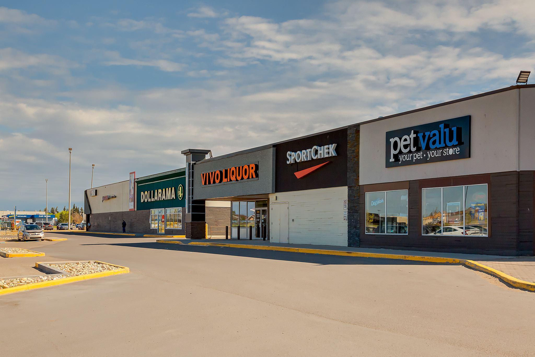 Wetaskiwin Mall. Photo: Wetaskiwin Mall