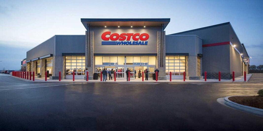 Exterior of Costco location. Photo: Costco