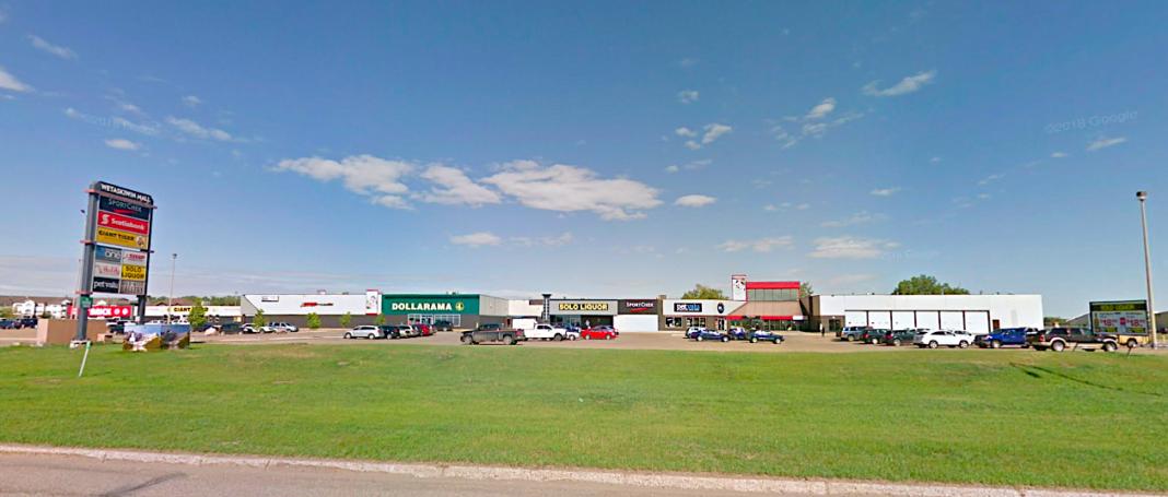 Wetaskiwin Mall. Photo: Google Images