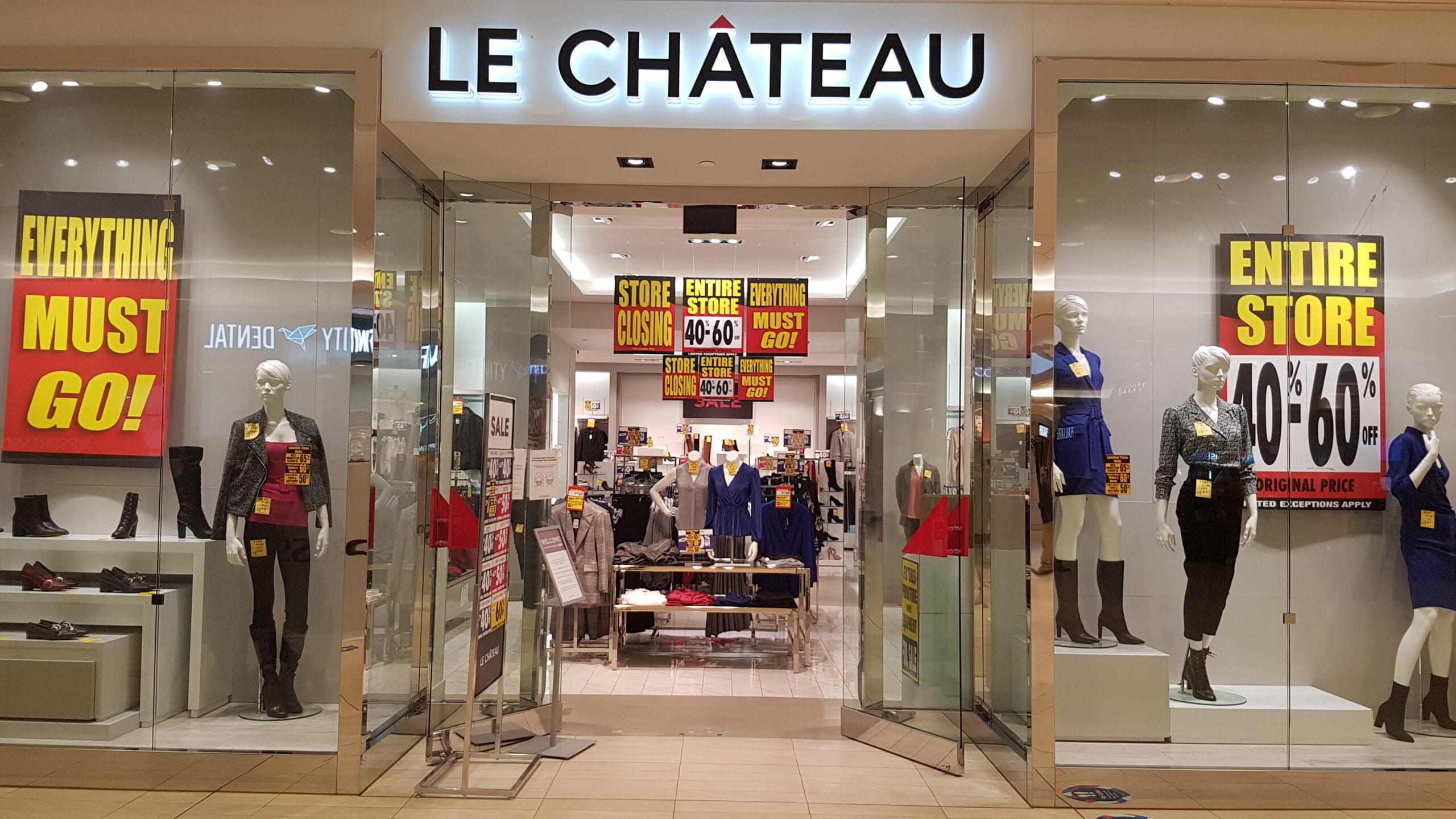 Le Chateau at CF Richmond Centre