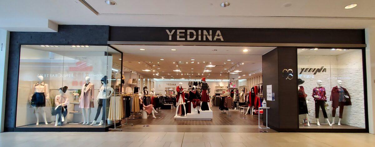 Yedina at CF Richmond Centre