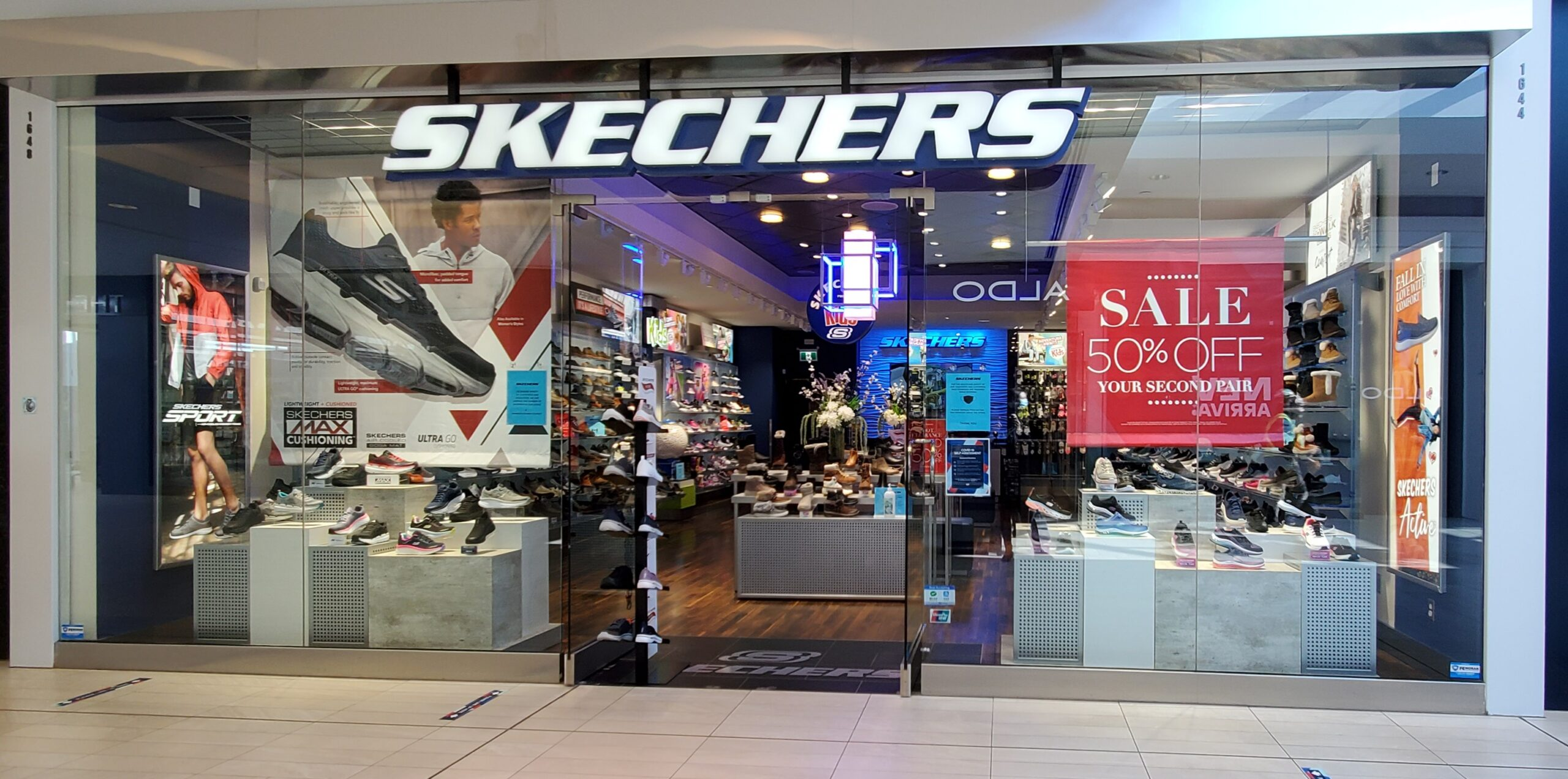 Skechers Shoes at CF Richmond Centre