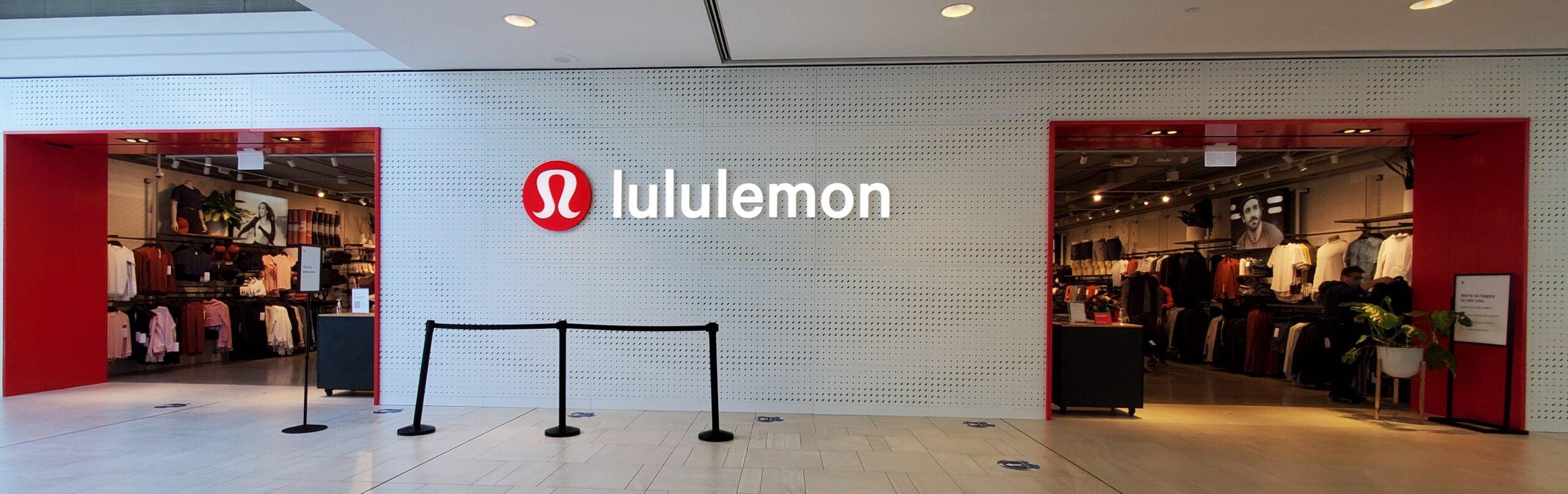 Lululemon at CF Richmond Centre