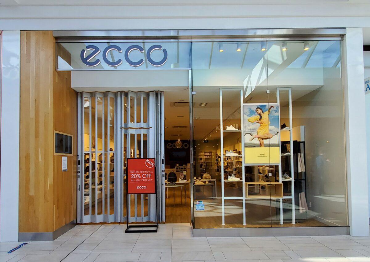 ECCO Shoes at CF Richmond Centre.