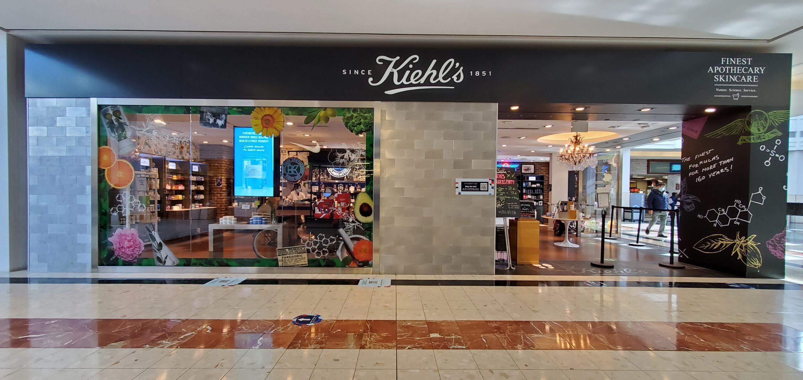 Kiehl's at CF Richmond Centre