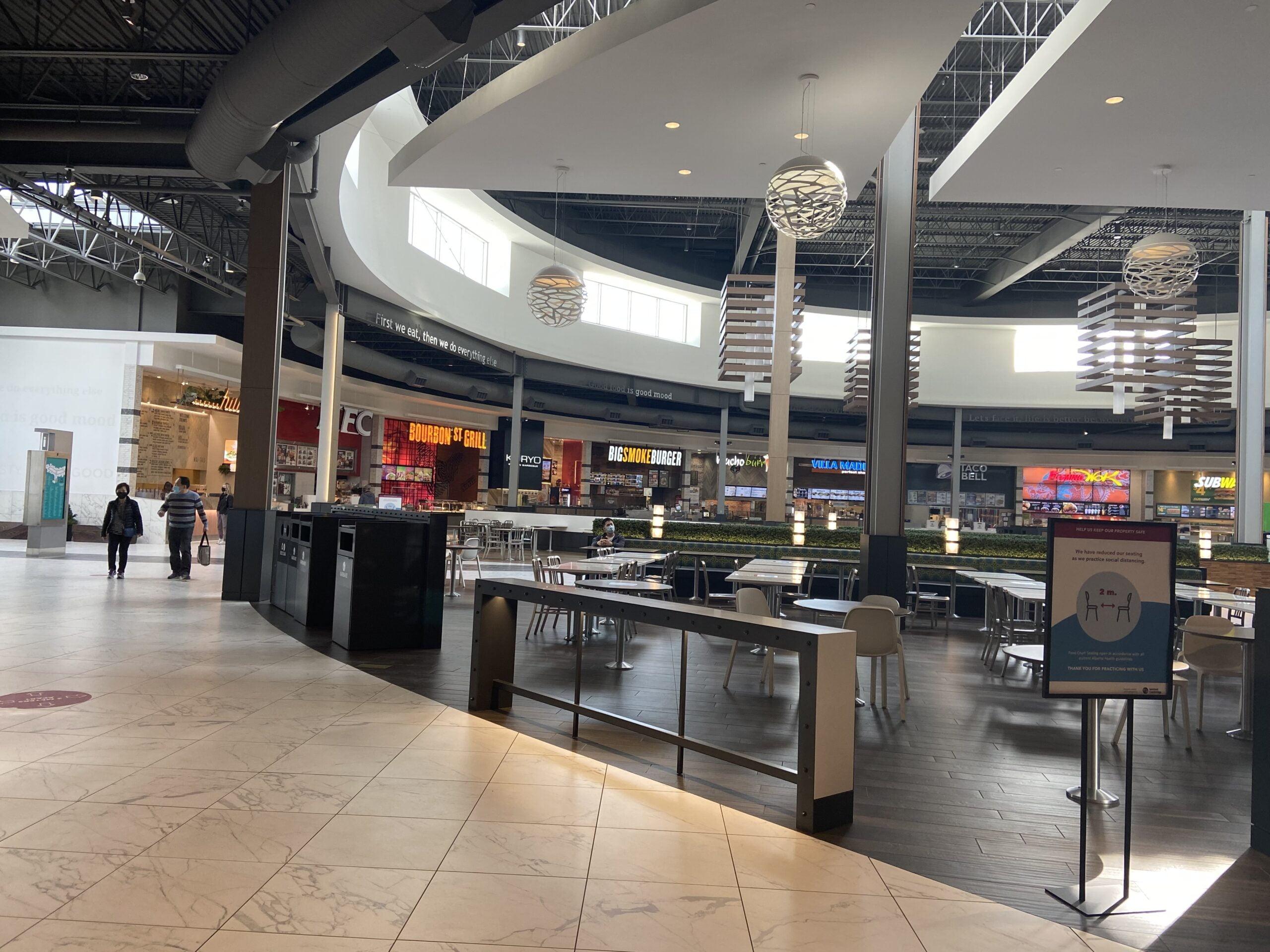 Food Hall at CrossIron Mills