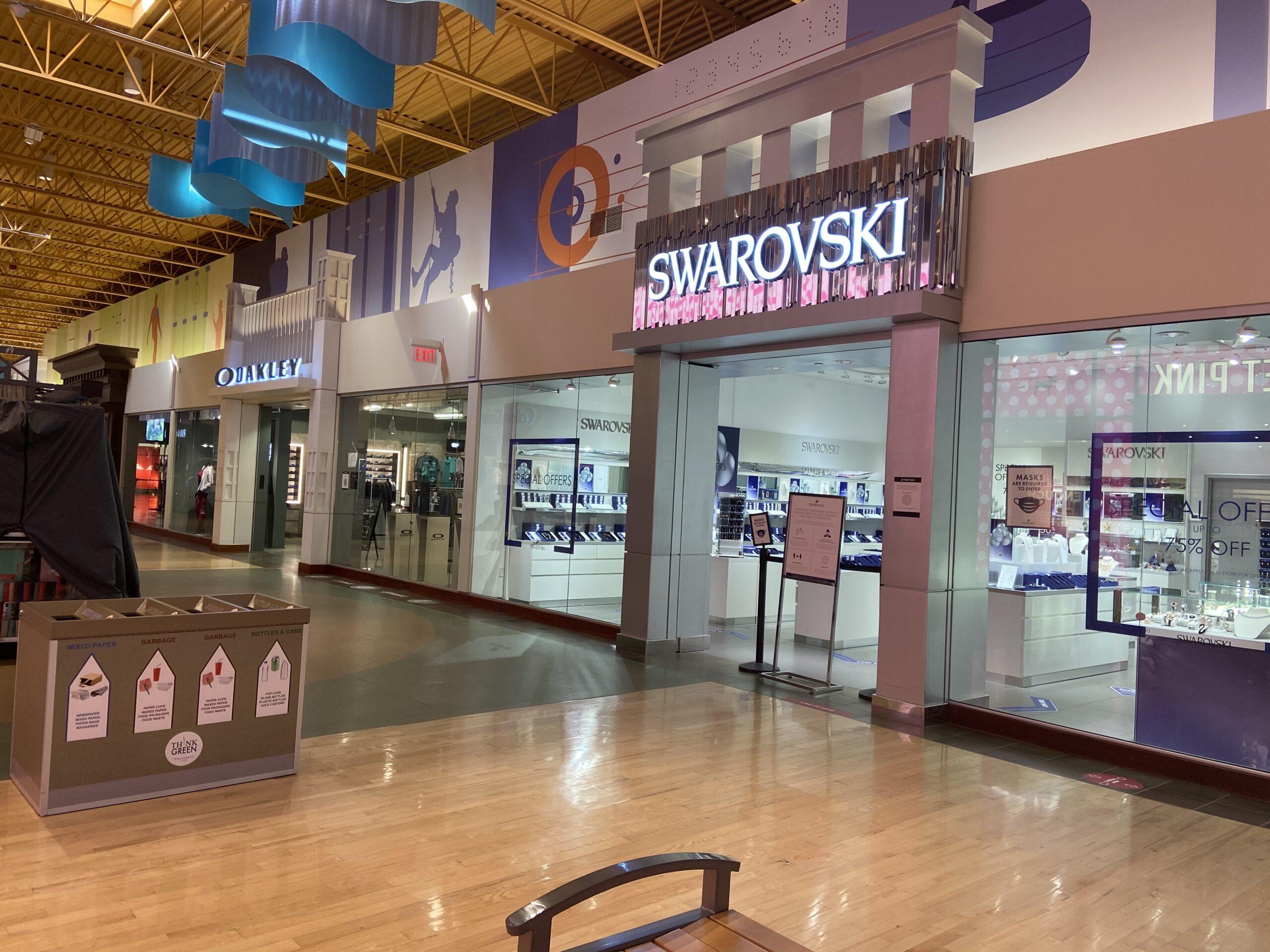 Swarovski at CrossIron Mills
