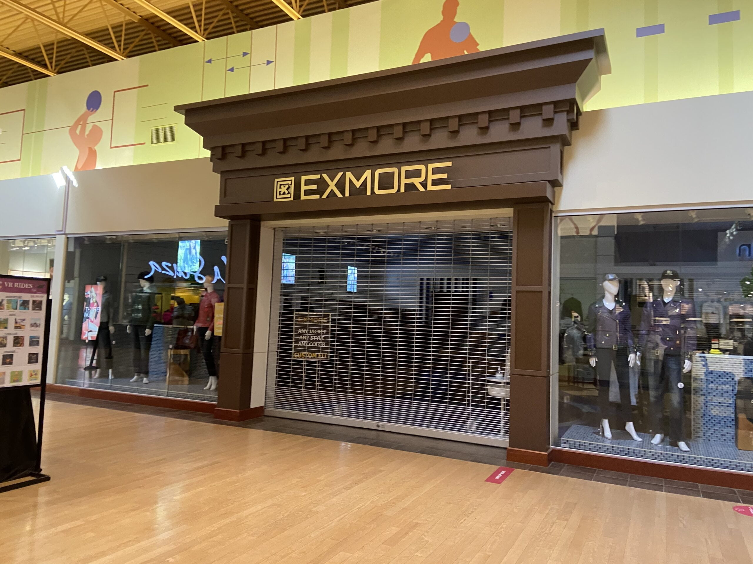 Exmore at CrossIron Mills