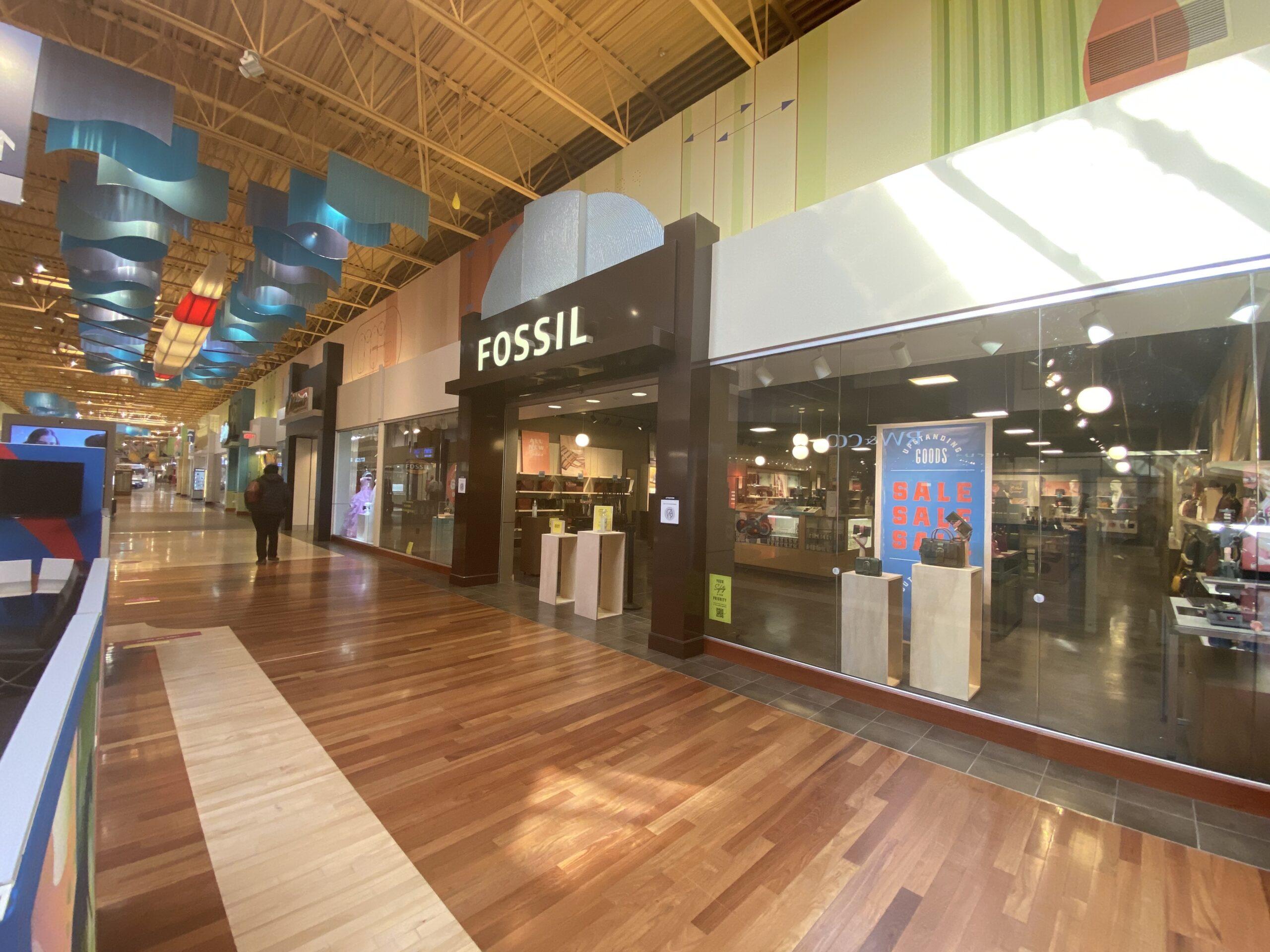Fossil at CrossIron Mills