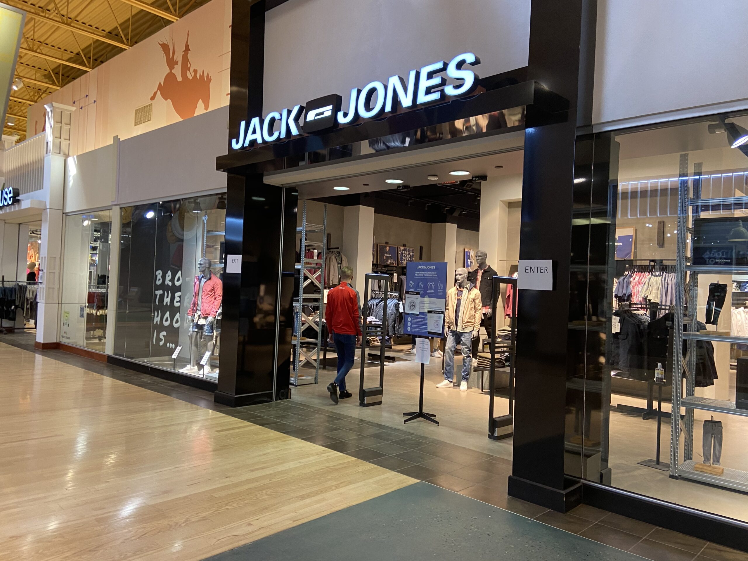 Jack & Jones at CrossIron Mills