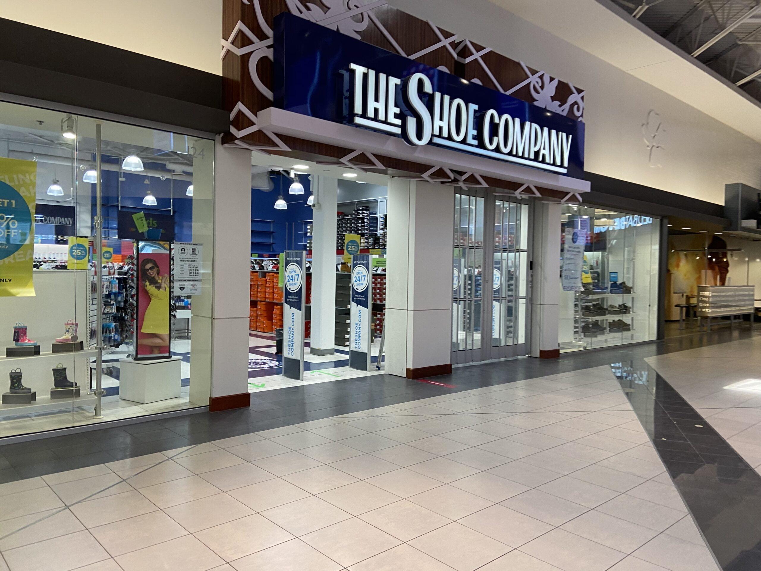 The Shoe Company at CrossIron Mills