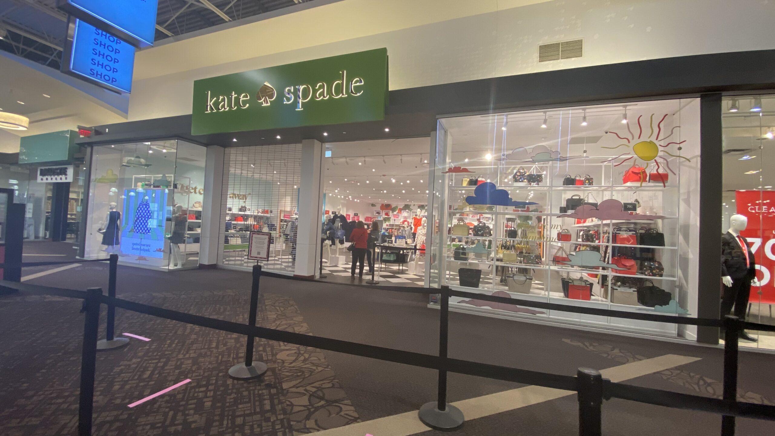 Kate Spade at CrossIron Mills