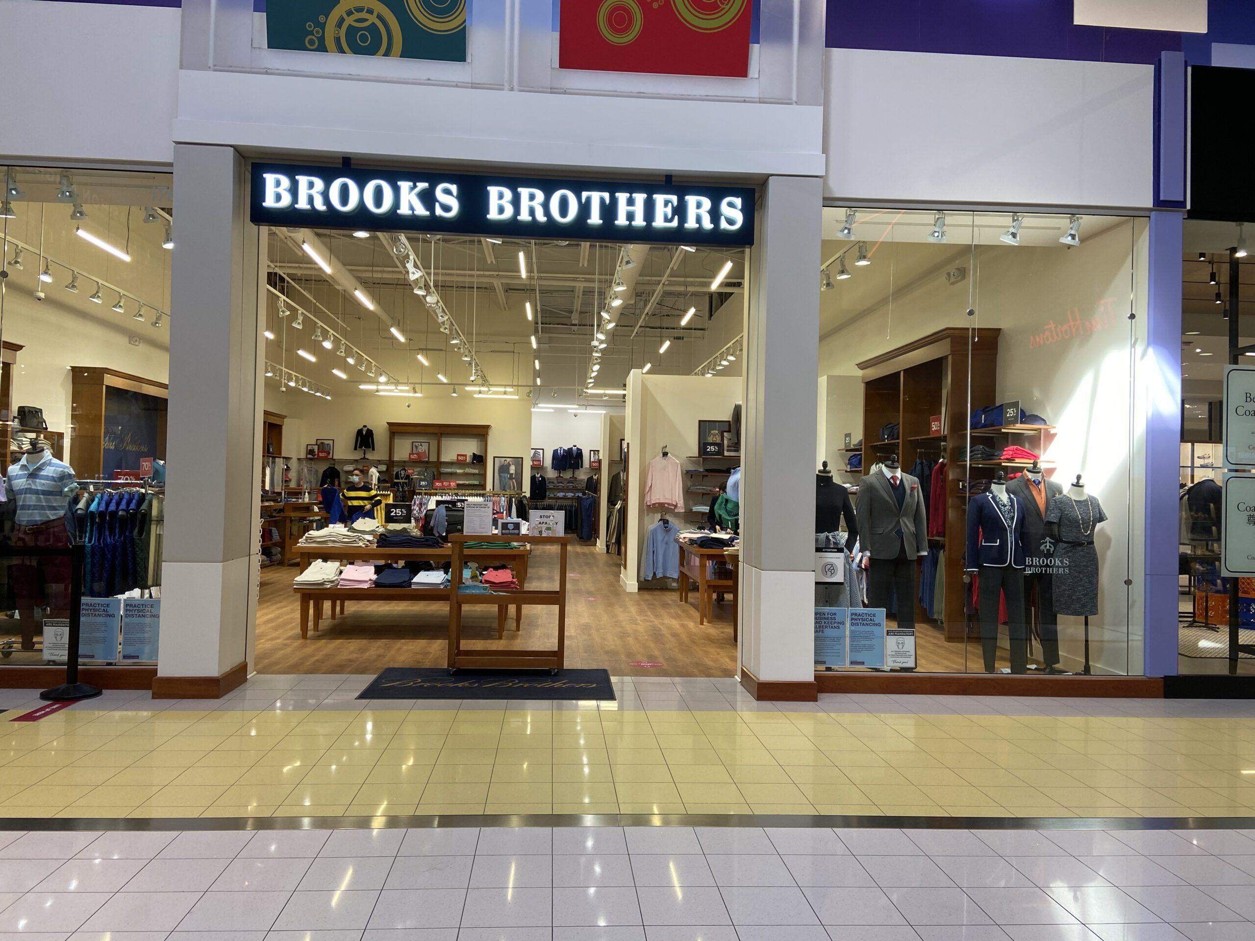 Brooks Brothers at CrossIron Mills