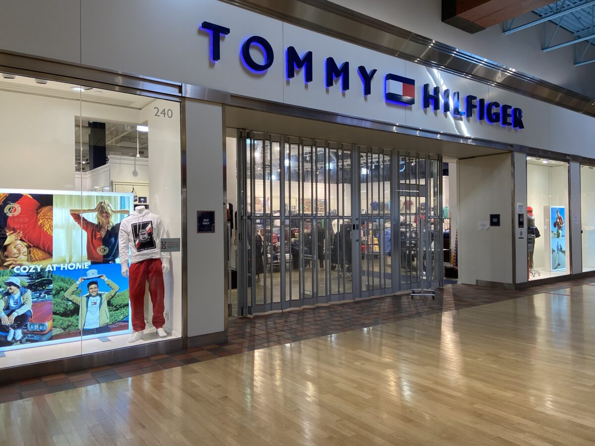 Tommy Hilfiger at CrossIron Mills