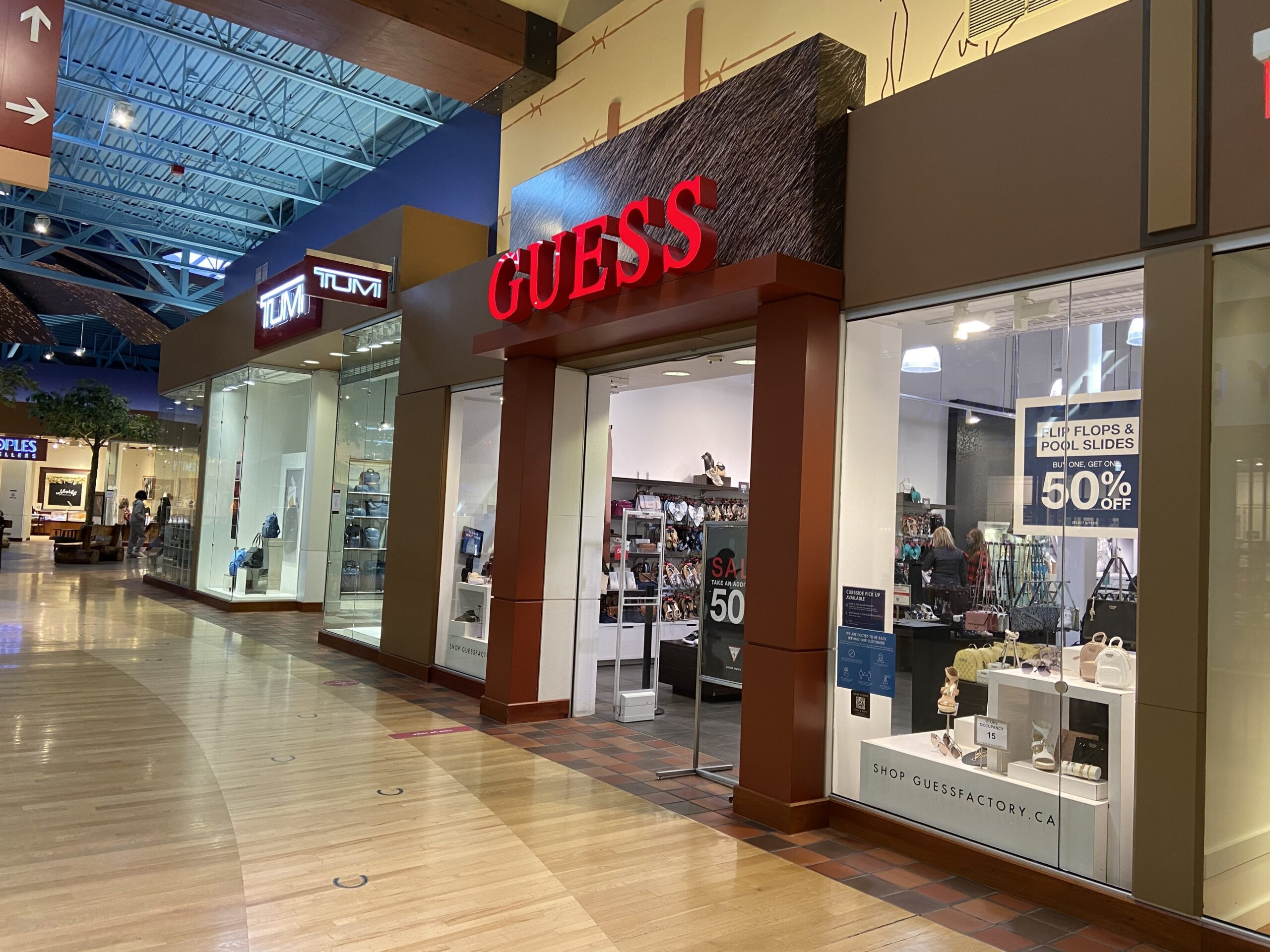 Guess Accessories at CrossIron Mills