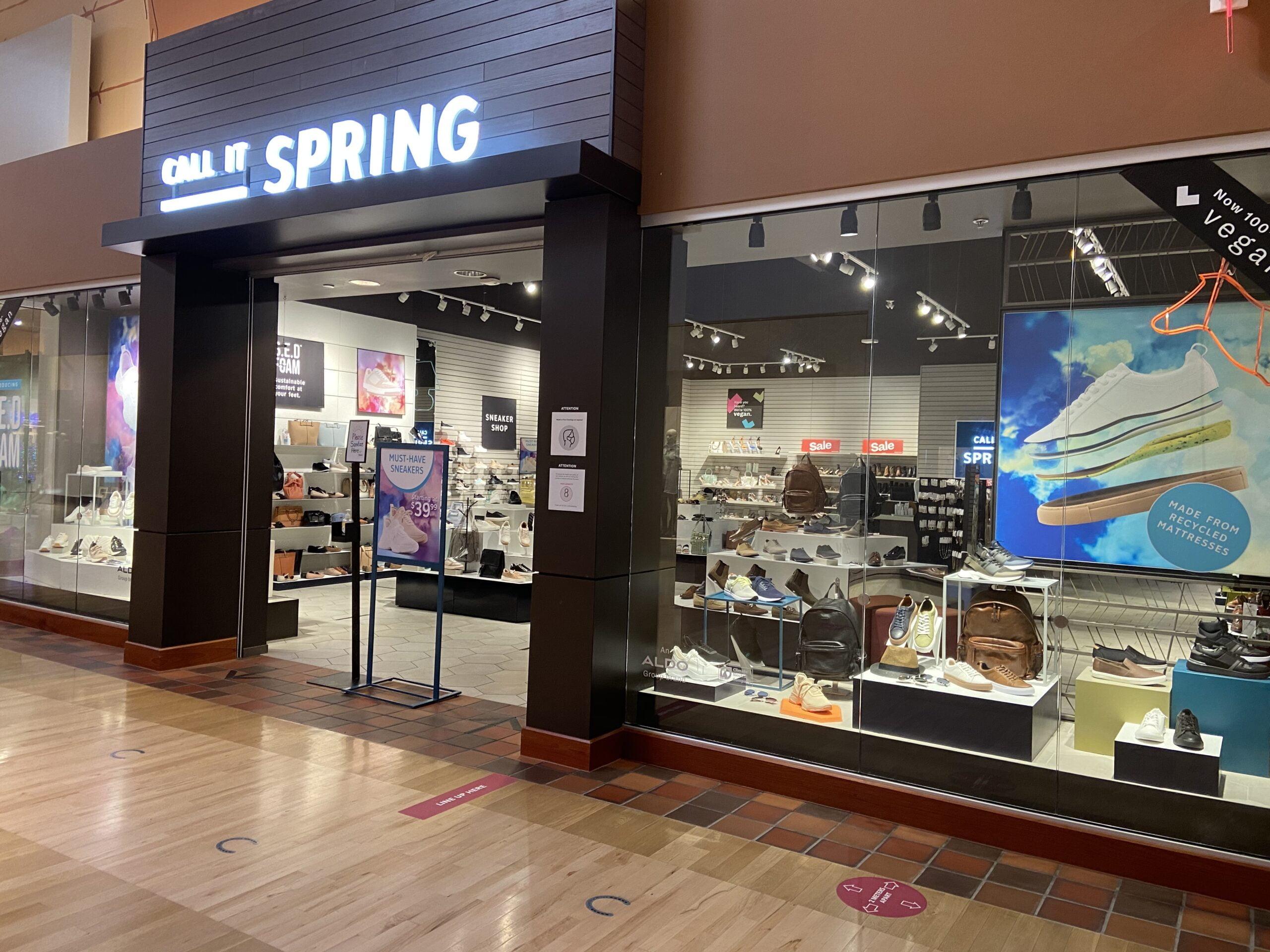 Call It Spring at CrossIron Mills