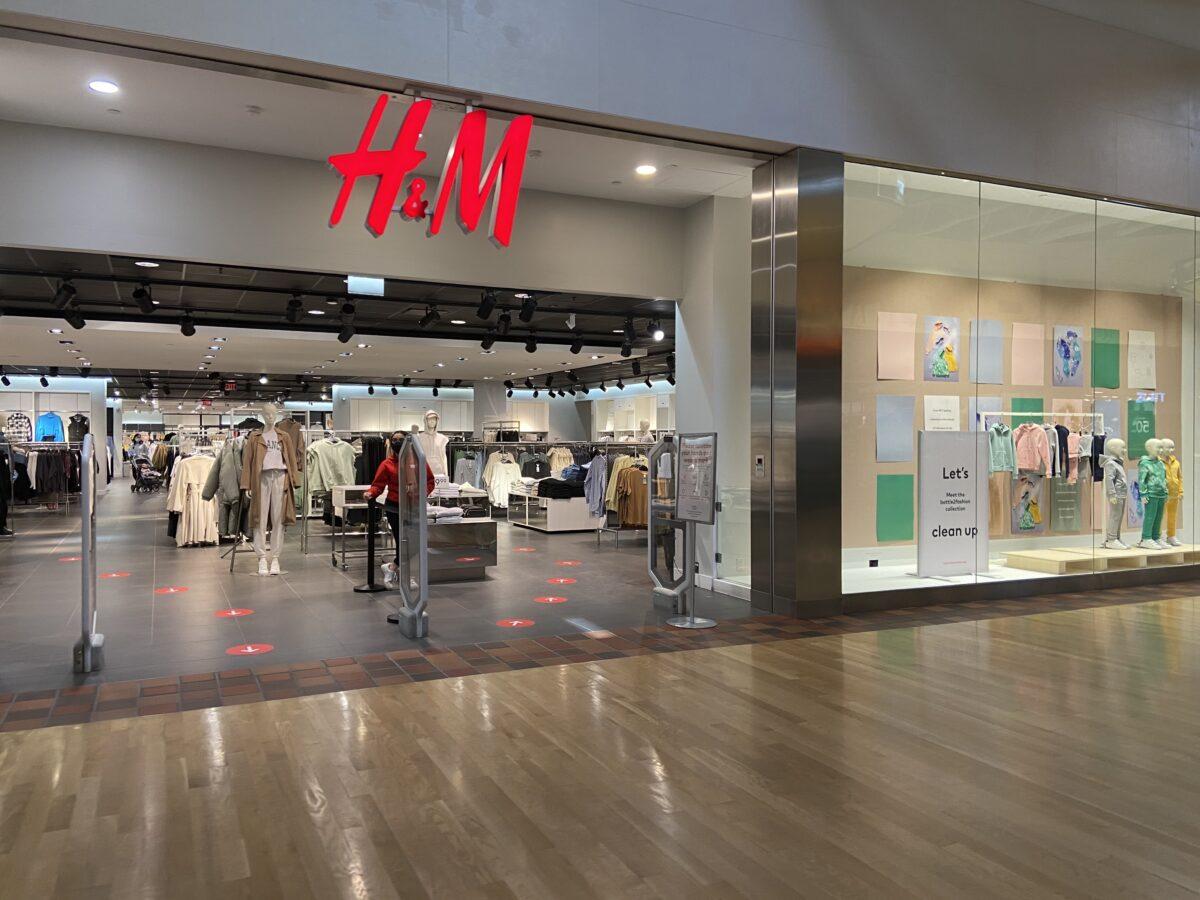 H&M at CrossIron Mills