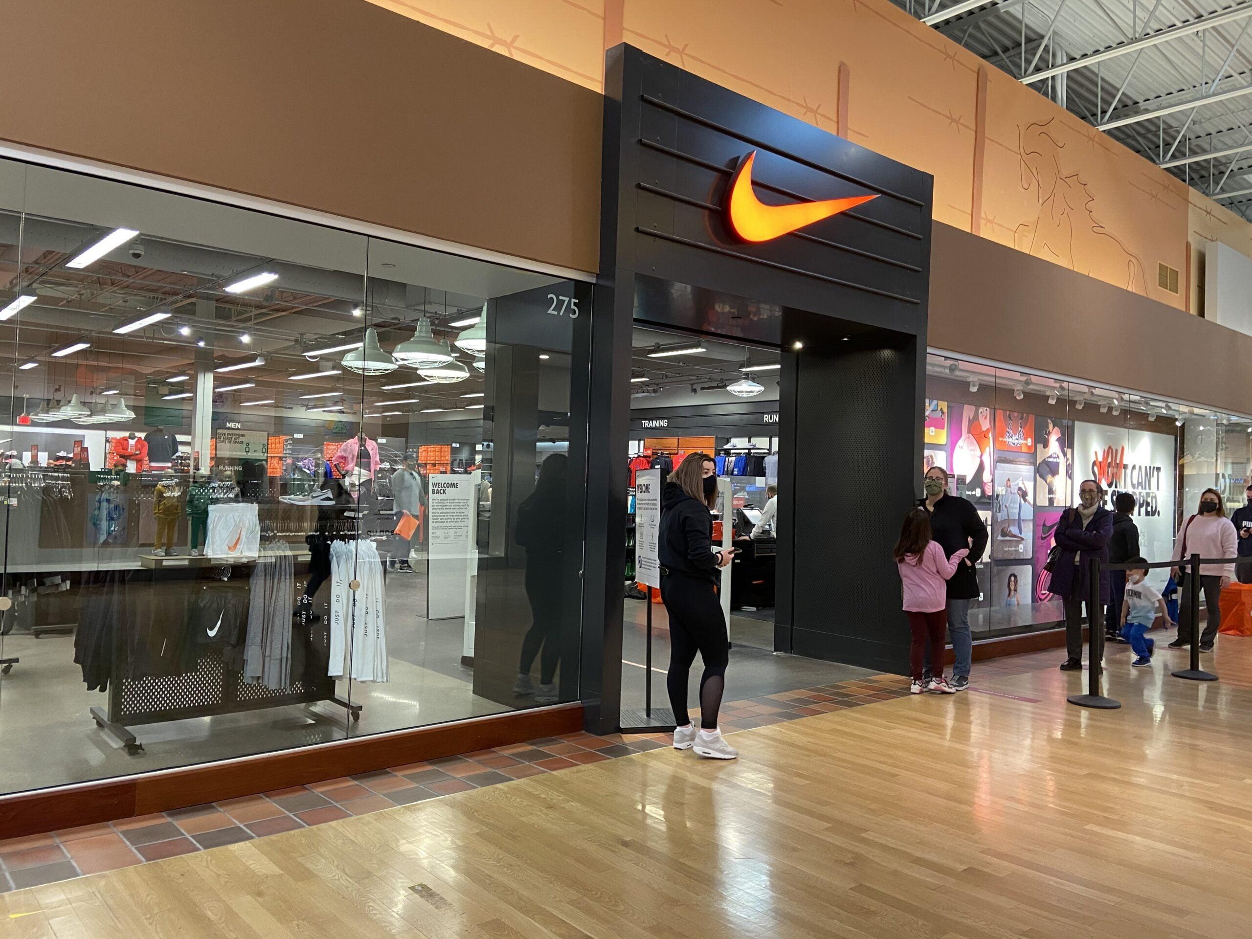 Nike at CrossIron Mills